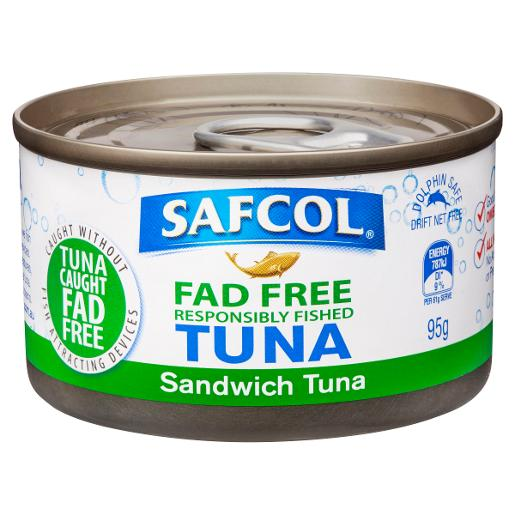 SANDWICH TUNA 95GM