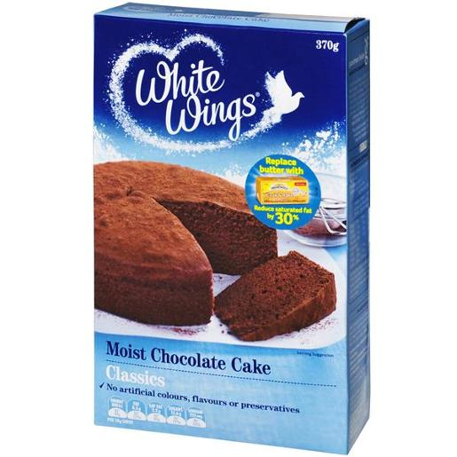 CLASSICS MOIST CHOCOLATE CAKE MIX 370GM