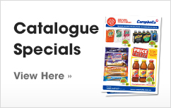 Catalogue Specials
