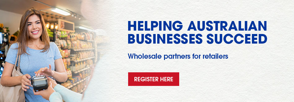 Wholesale partners for foodservice