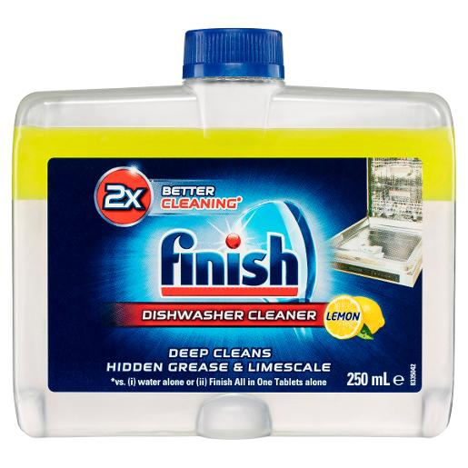 LEMON DISHWASHER CLEANER 250ML
