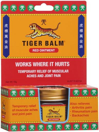 RED OINTMENT 18GM