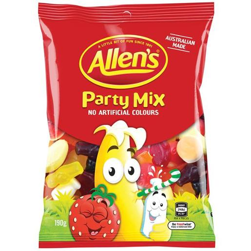 PARTY MIX 190GM