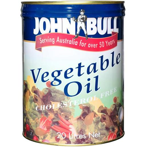 OIL VEGETABLE 20L