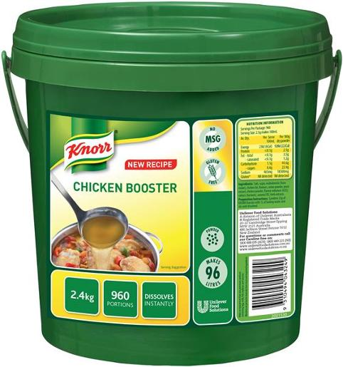 BOOSTER CHICKEN 2.4KG