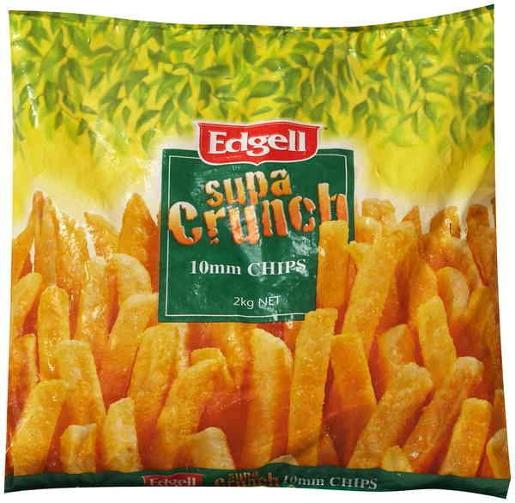 SUPA CRUNCH ULTRA FAST 10MM CHIPS 2KG