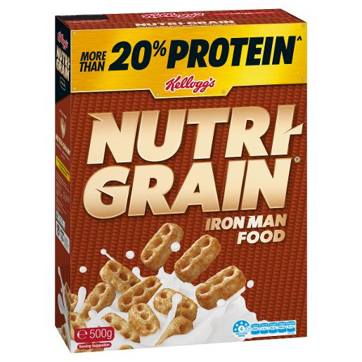 NUTRI-GRAIN 500GM