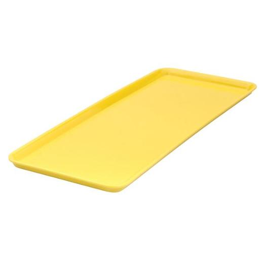 YELLOW SANDWICH PLATE 390X150CM 1EA