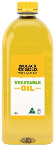 AUSTRALIAN VEGETABLE OIL 2L
