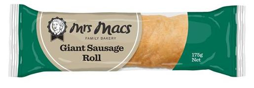 GIANT SAUSAGE ROLL 175GM