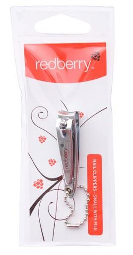 SMALL WITH FILE NAIL CLIPPERS 1PK