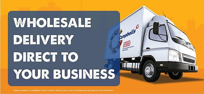 Campbells Wholesale Reseller & Food Service Solutions