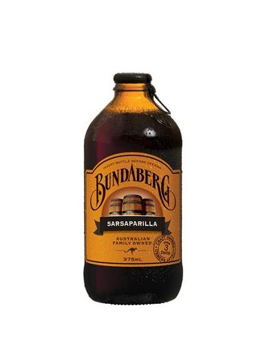 SARSAPARILLA SOFT DRINK 375ML