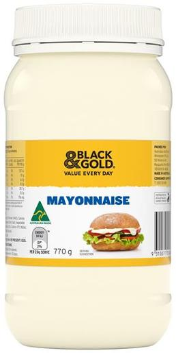 MAYONNAISE 770GM