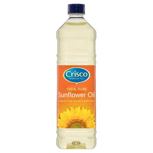 OIL SUNFLOWER 750ML