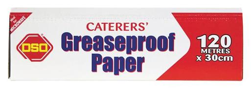 GREASEPROOF PAPER 120M
