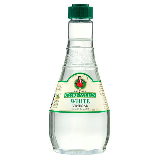 VINEGAR WHITE 375ML