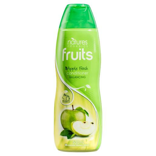 FRESH APPLE FRUITS HAIR CONDITIONER 500ML