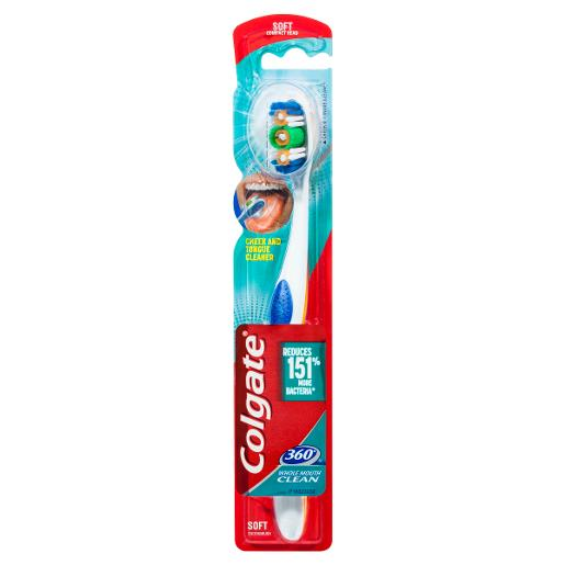 TOOTHBRUSH 36 ADULT SOFT 1PK