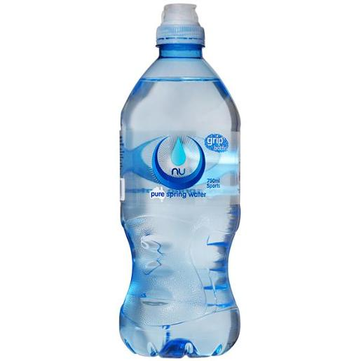 SPRING WATER SPORTS CAP 750ML