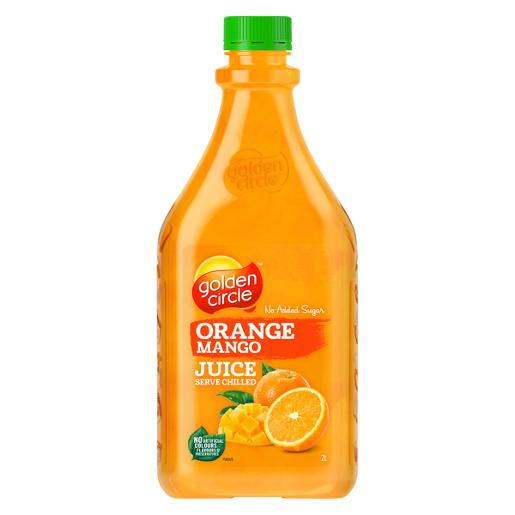 ORANGE AND MANGO FRUIT JUICE 2L