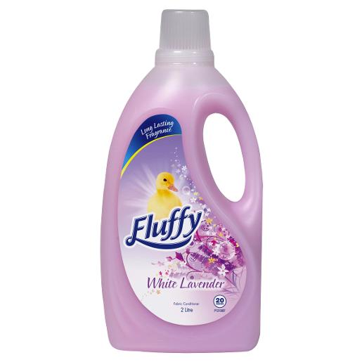 FABRIC SOFTENER WHITE LAVENDER 2L