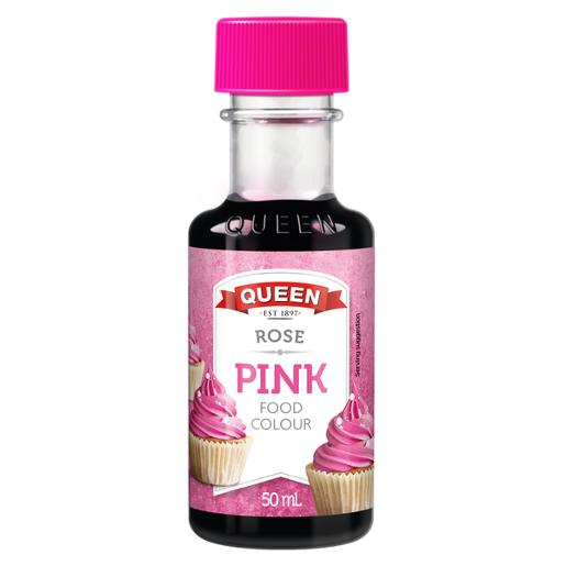 PINK CAKE COLOURING 50ML
