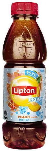 LIGHT PEACH TEA 500ML