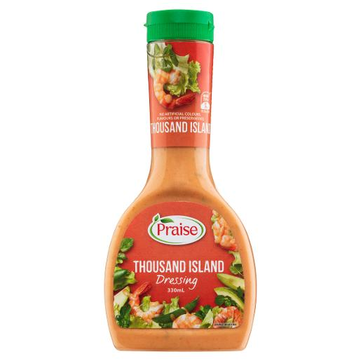 THOUSAND ISLAND DRESSING 330ML