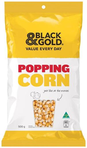 POPPING CORN 500GM