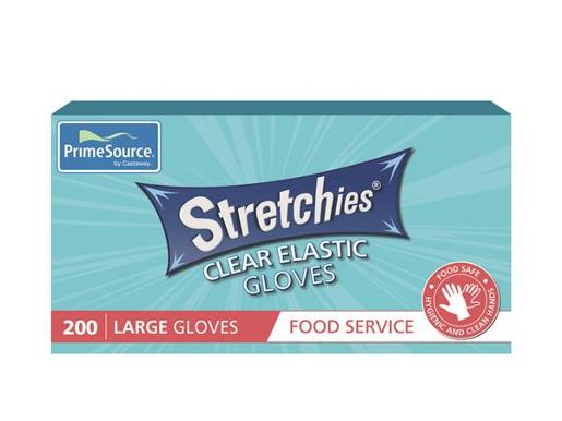 STRETCHIES LARGE GLOVES 200S