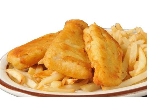 TEMPURA FISH FILLETS 140GM 4.2KG
