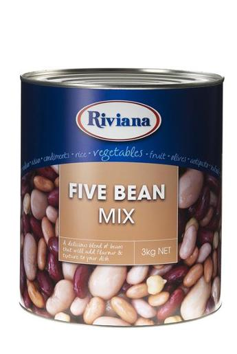 FIVE BEAN MIX 3KG