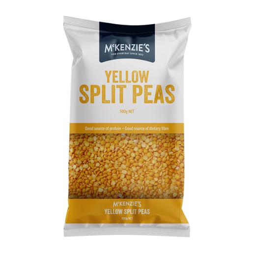 YELLOW SPLIT PEAS 500GM