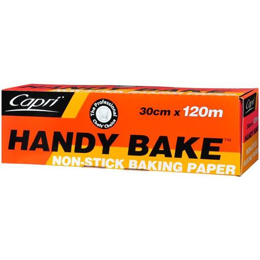 HANDY BAKE NON-STICK BAKING PAPER 1PK