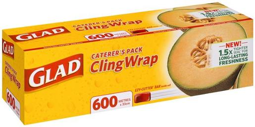CLING WRAP DISPENSER 600M
