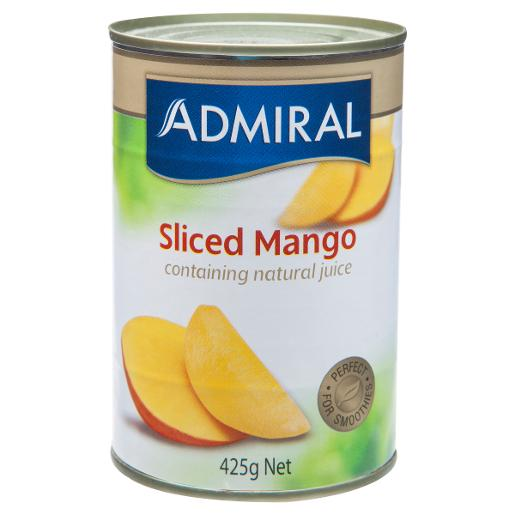 SLICED MANGOES 425GM