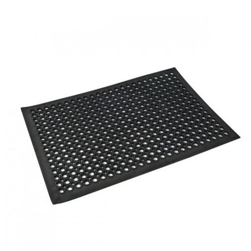 MAT FLOOR BLACK 6X9MM 900MM