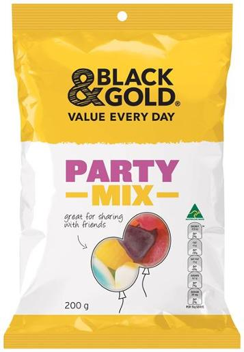 PARTY MIX 200GM