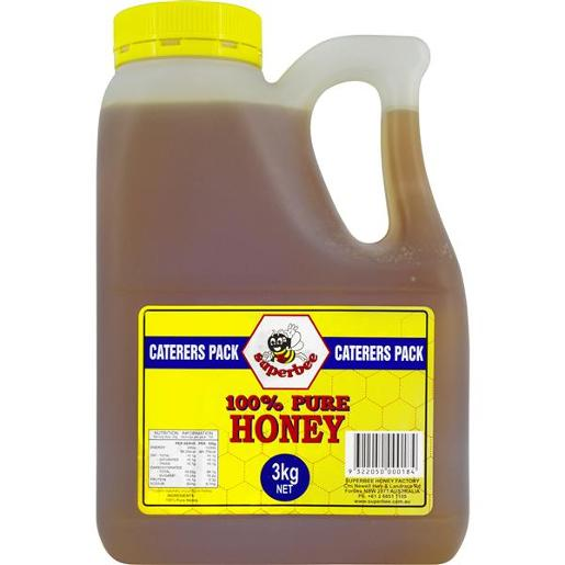 HONEY CATERERS PACK 3KG