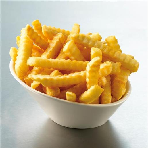 CHIPS CRINKLE CUT 13MM 5KG