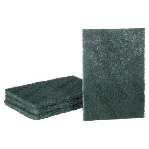 HEAVY DUTY THICK SCOURERS 4PK
