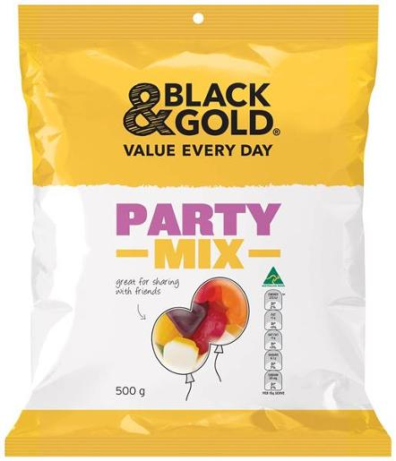 PARTY MIX 500GM