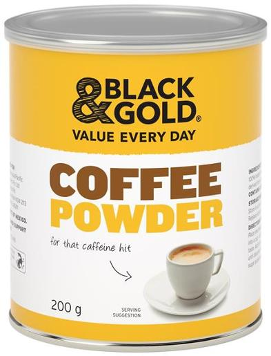 COFFEE POWDER 200GM
