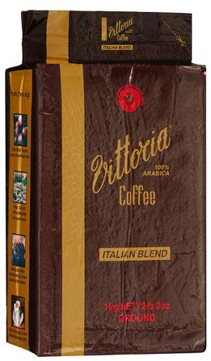 ITALIAN BLEND COFFEE GROUND 1KG