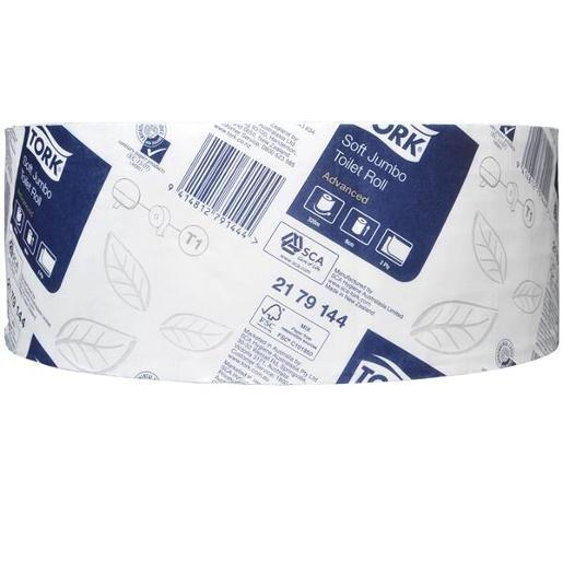 ADVANCE JUMBO TOILET ROLL T1 320M