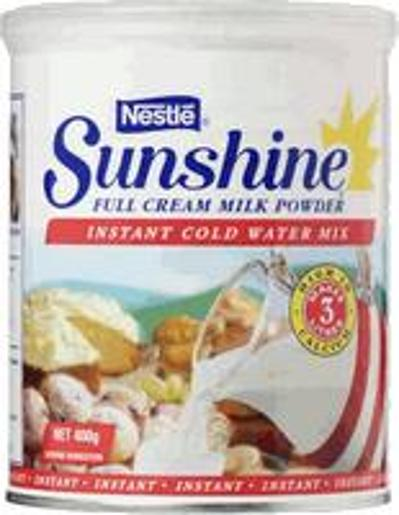 FULL CREAM INSTANT MILK 400GM