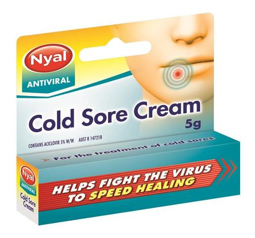 COLD SORE CREAM 10GM